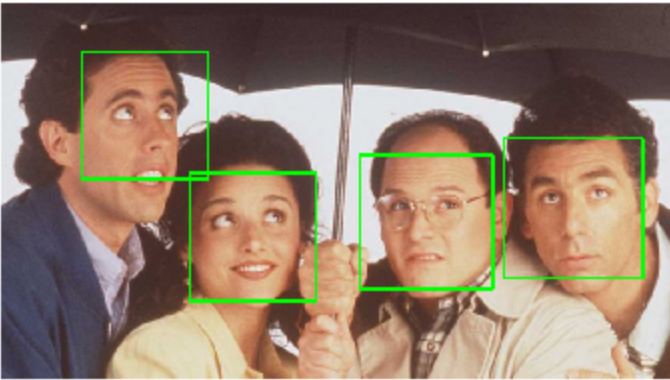 seinfeld_detection